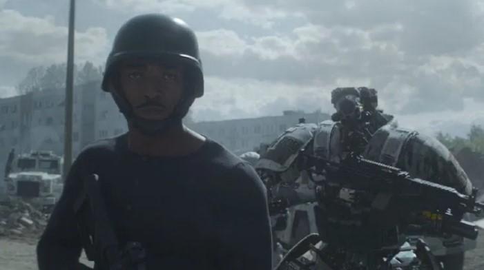 """Vùng Chiến Sự Nguy Hiểm: Phim Của """"Captain American"""" Tương Lai"""